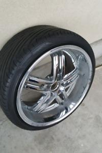 Chrome Tires/Rims