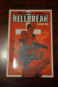 Hellbreak Volume 1 Graphic Novel *** MINT CONDITION!!! ***