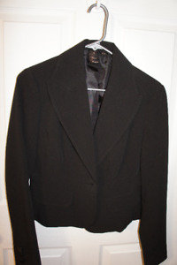 Veston noir de marque La Classe Couture