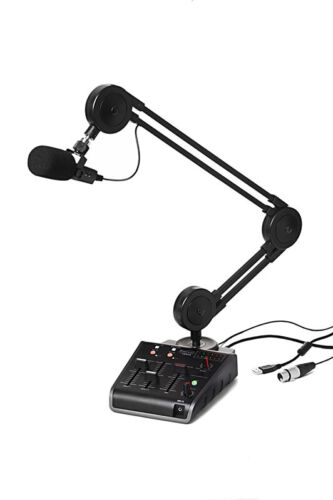 Miktek ProCast SST USB Microphone / Audio Interface - Ex Demo