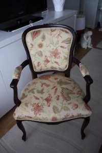 CHAISE CAPITAINE (STYL LOUIS 15)