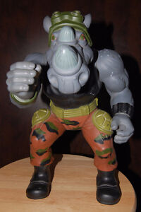 16 inch Rocksteady Action Figure (Ninja Turtles)