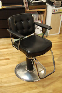 CHAISE DE BARBIER HYDRAULIQUE / BARBER CHAIR 60's DOERNER