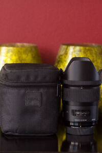 Sigma ART 35mm f/1.4 DG HSM Lens for Nikon