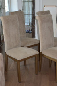 SET OF 4 - PARSON CHAIRS