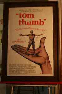 The Tom Thumb movie poster (8467)