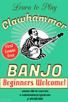 Learn to Play the Banjo!