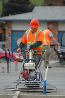 Concrete Tradespeople Needed in BC