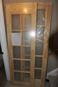 French Doors - new, never used