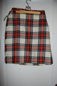 Highland Dance Costume - Kilt (Stewart Tartan)