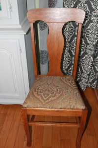 6 Dining Chairs REDUCED NEED GONE