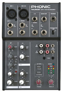 Console Phonic