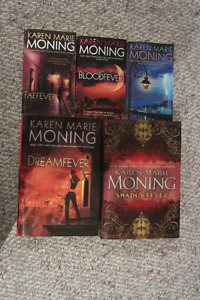 The Fever series (in english) by Karen Marie Moning