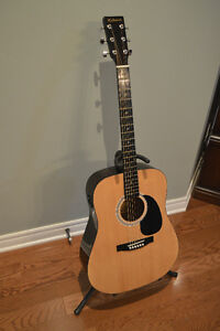 Hyburn Acoustic Electric Guitar