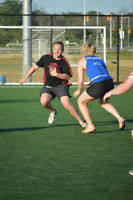 Adult Flag Football Leagues Co-ed this fall!