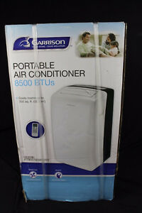 NEW GARISSION PORTABLE AIR CONDITIONER