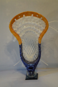 """New"" Dyed & Strung Lacrosse Heads"