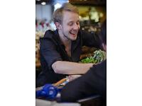 Part-time Bar Back - Charlotte's Bistro, Turnham Green - Fri, Sat, Sun £7.20 per hour