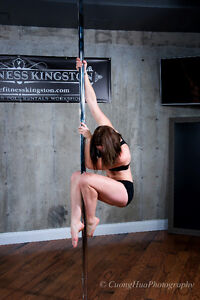 Get a TOTAL BODY Workout ($5) with Pole Fitness Kingston! Kingston Kingston Area image 5