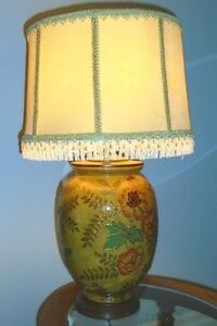 STUNNING LAMPS - FLOOR LAMPS AND A PAIR OF TABLE LAMPS