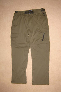 Zip-Off Pants Lx30, Ban. Republic pants 34x30, Jacket sz L, etc