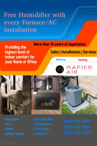 HVAC / Heating and Cooling Services
