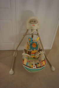Fisher Price Swing Battery Powered