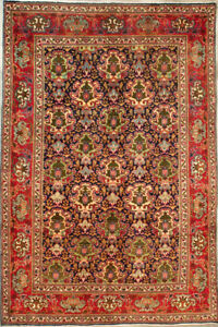 TABRIZ 6X9 NEW PERSIAN RUG