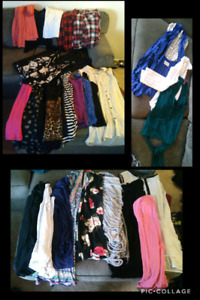 WOMANS CLOTHING LOT!!
