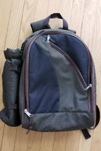 Premium picnic backpack