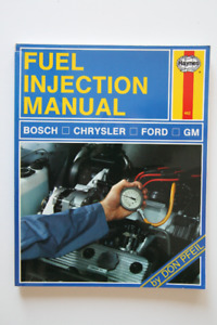 Fuel Injection Manual Bosch Chrysler Ford GM Haynes