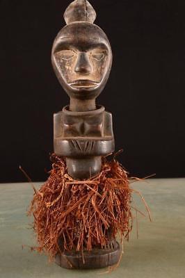 Old Igbo Figure Nigeria Africa. ........Fest-221
