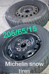 205/65/15 snow tires