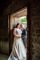 $900 FULL DAY PRO WEDDING PHOTOGRAPHY AND ENGAGEMENT SHOOT