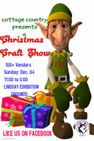 Cottage Country Lindsay Christmas Craft Show