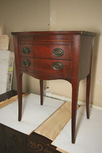 Antique Hallway or Telephone Table