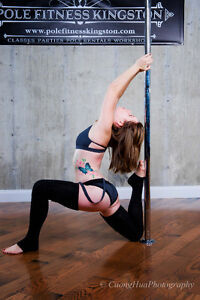 Get a TOTAL BODY Workout ($5) with Pole Fitness Kingston! Kingston Kingston Area image 2