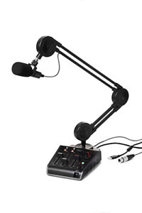 Miktek Procast SST microphone/mixer for podcasting