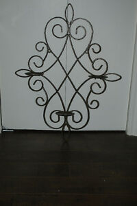 Candle Wall Sconce / Bougie applique murale