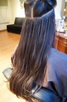 Extensions Removal & Re application
