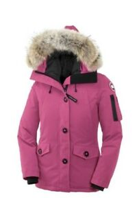 pink canada goose jackets