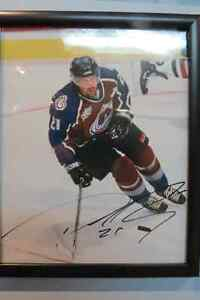NHL Autographed 8x10s, for the hockey fan!