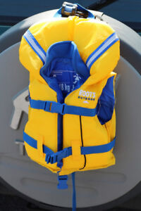 Roots Child Lifejacket - Up to 18kg (40lbs)