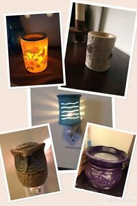 My entire Scentsy collection!
