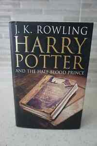 1 HARRY POTTER and the HALF-BLOOD PRINCE HARD COVER BOOK~NEW!