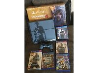 Uncharted PS4 Console