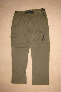 Zip-Off Pants sz L, Banana Rep. Pants sz 34, Jacket sz L
