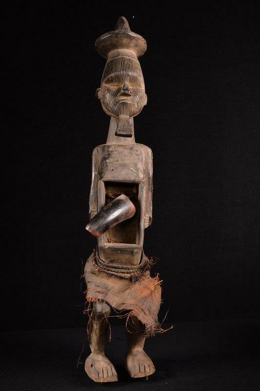 13180 A Rare Songye Statue DR Congo
