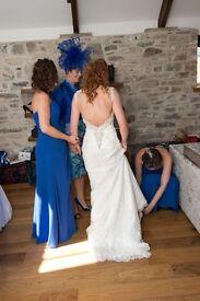 Maggie Sotterro - Brandy Wedding dress (Size 8)