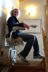 gently used STAIR CHAIR LIFTS, $1,500 INSTALLED w/warranty